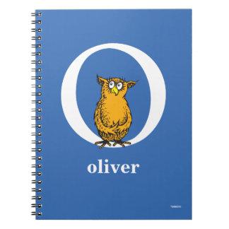 Cadernos ABC do Dr. Seuss: Letra O - O branco   adiciona