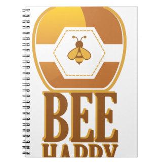 Cadernos Abelha feliz