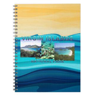Cadernos ABH Virgin Islands