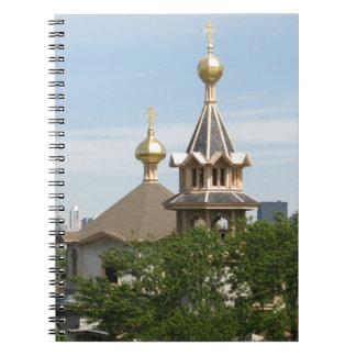 Cadernos Abóbadas da catedral da trindade santamente (cor