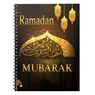 Cadernos Al Adha e Fiter de Ramadan