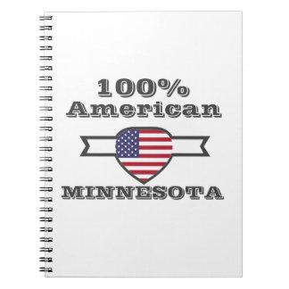 Cadernos Americano de 100%, Minnesota