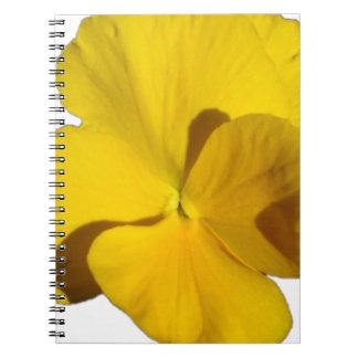 Cadernos Amor perfeito amarelo 201711f