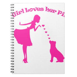 Cadernos amor pitty