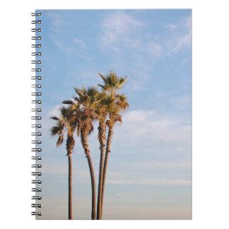 Cadernos Aprecie os céus das palmas   o limite