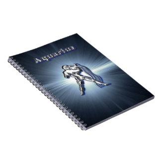 Cadernos Aquário do cromo