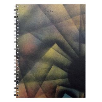 Cadernos Aranhas nervosas