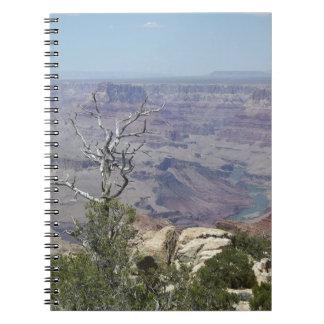 Cadernos Arizona do Grand Canyon
