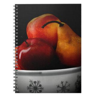 Cadernos Bacia de /Fruit