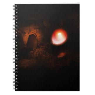 Cadernos Balão vermelho e Culvert2