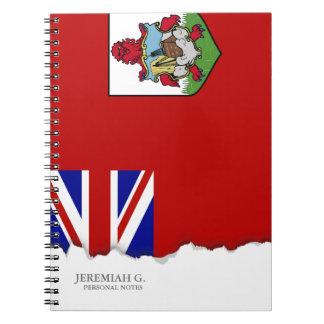 Cadernos Bandeira de Bermuda