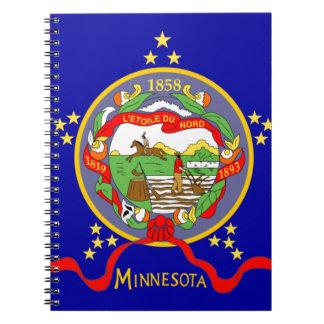 Cadernos Bandeira de Minnesota