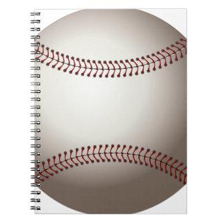 Cadernos Basebol