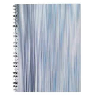 Cadernos Blured descasca o teste padrão