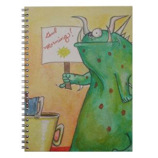 Cadernos Bom dia!