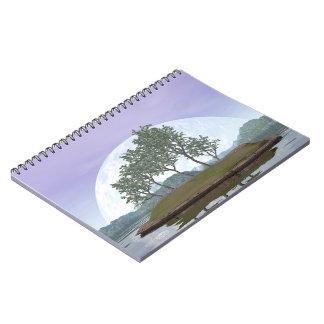 Cadernos Bonsais do pinho - 3D rendem
