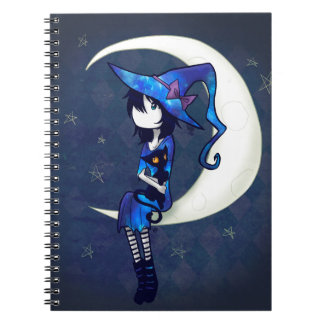 Cadernos Bruxa pequena