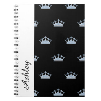 Cadernos Caderno-Coroa & nome do costume