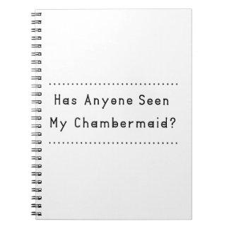 Cadernos Camareira