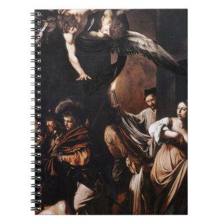 Cadernos Caravaggio - os sete trabalhos da pintura do