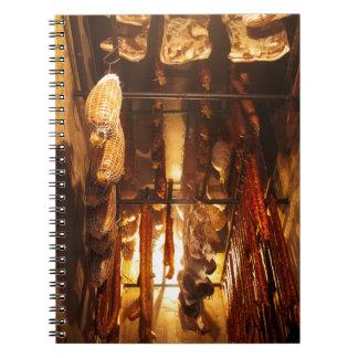 Cadernos Casa do fumo