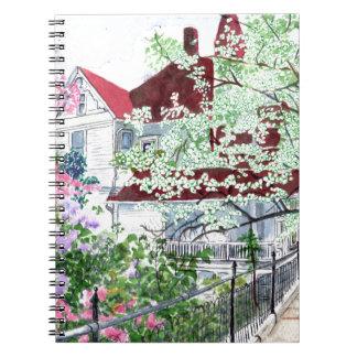 Cadernos Casa do Victorian de Eureka Springs