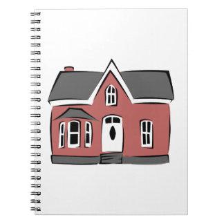 Cadernos Casa pequena
