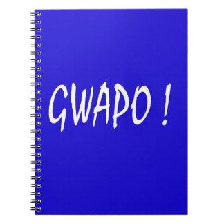 Cadernos cebuano considerável do filipino do Tagalog do