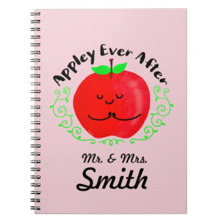 Cadernos Chalaça positiva de Apple - Appley sempre em