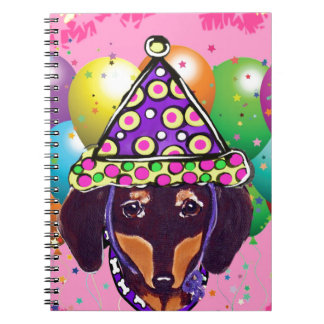 Cadernos Chocolate Doxie