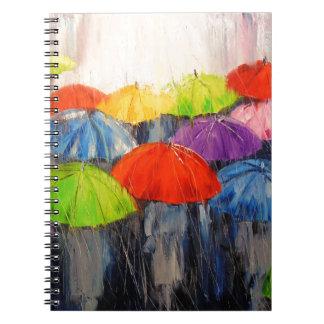Cadernos Chuva da manhã