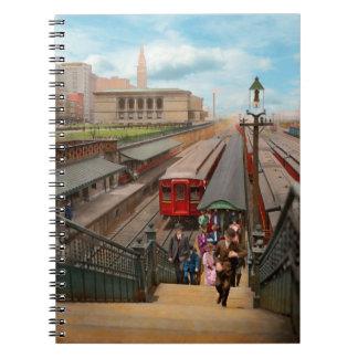 Cadernos Cidade - Chicago - a estação 1907 da rua de Van