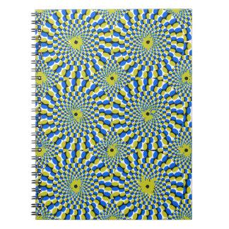 Cadernos Círculo da ilusão