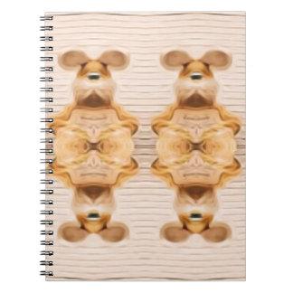 Cadernos Coelhos Trippy