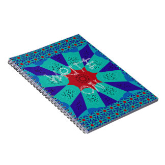Cadernos Cor feminino egípcia surpreendente bonita do