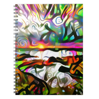 Cadernos Costa abstrata