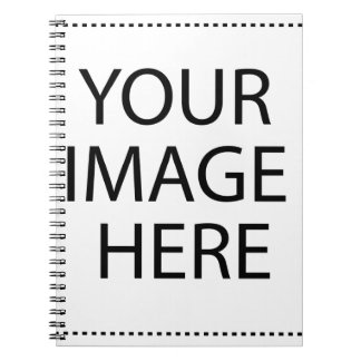 Cadernos Criar seus próprios design & texto:-)