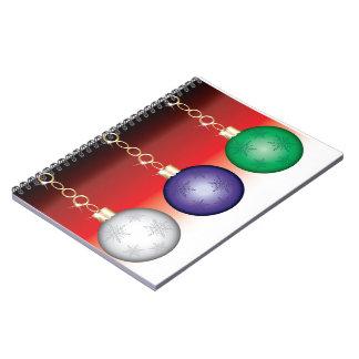 Cadernos Design de suspensão do ornamento