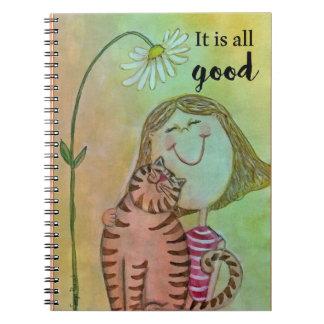 Cadernos É toda bom