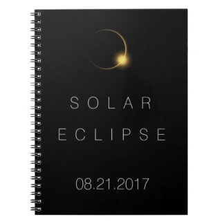 Cadernos Eclipse solar total 2017