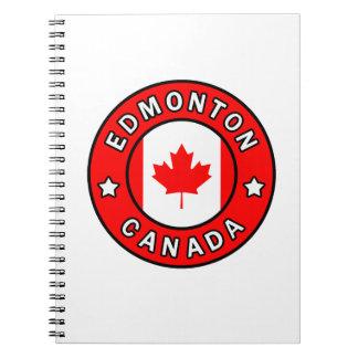 Cadernos Edmonton Canadá