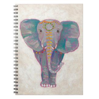 Cadernos Elefante asiático do zen