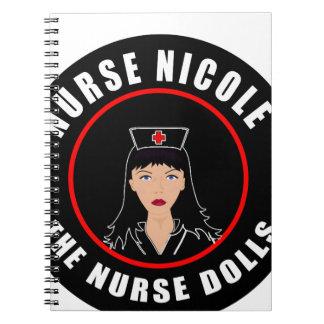 Cadernos Enfermeira Nicole