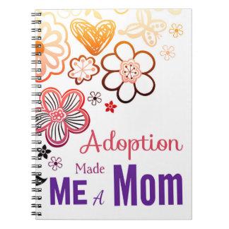 Cadernos Espiral A adopção fez-me uma mamã