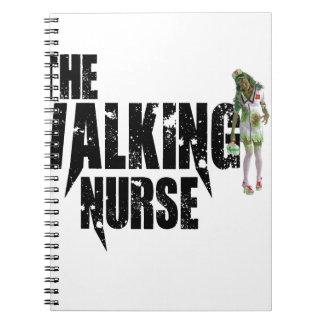 Cadernos Espiral A enfermeira de passeio