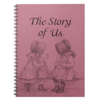 Cadernos Espiral A história de nós jornal