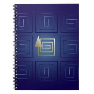 Cadernos Espiral A maneira para fora