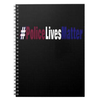 Cadernos Espiral # a polícia vive matéria