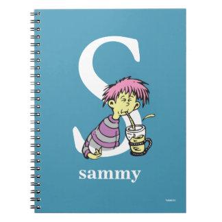 Cadernos Espiral ABC do Dr. Seuss: Letra S - O branco   adiciona