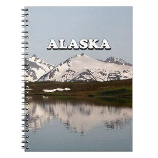 Cadernos Espiral Alaska: Reflexões do lago das montanhas